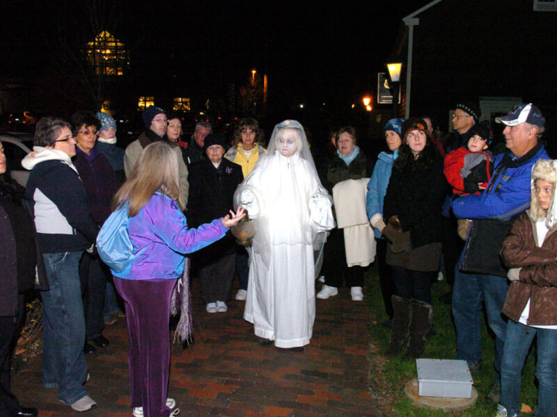 Ghost Walks with Freeport Historical Society