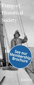 Freeport Historical Society Membership Brochure