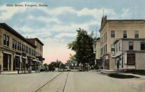 Preserving the history of Freeport Maine