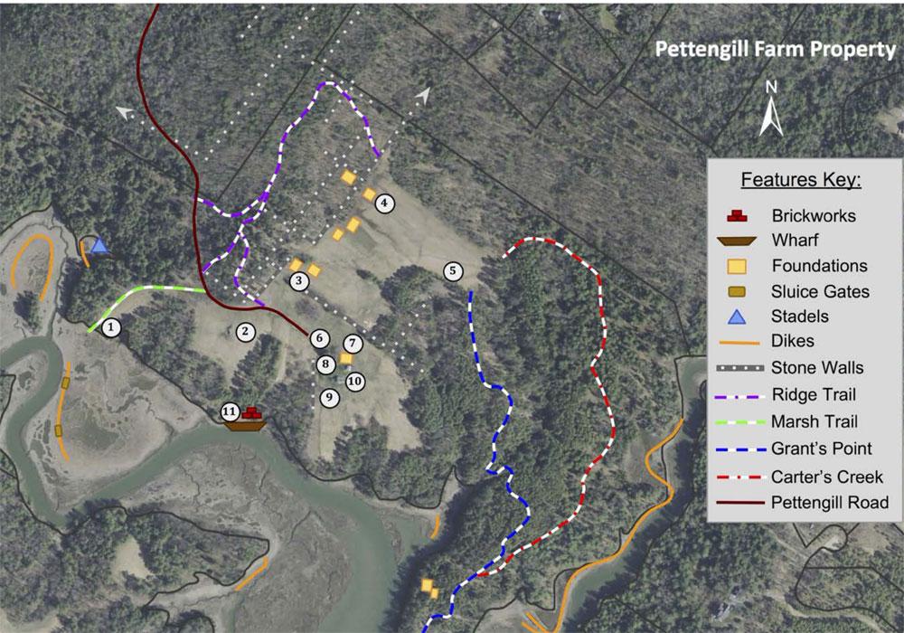 Pettengill Farm Trail