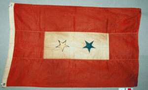 WW1 Stowell Service Flag